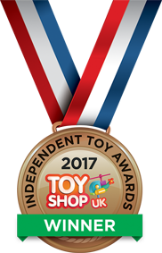 Toy Awards Bronze Medal 2017