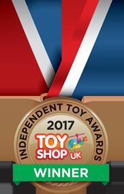 Toy Awards Bronze Medal 2017