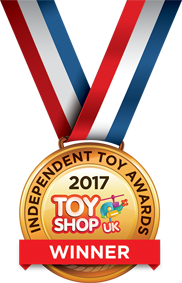 Toy Awards Gold Medal 2017
