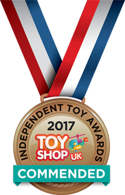 Toy Awards Commended 2017