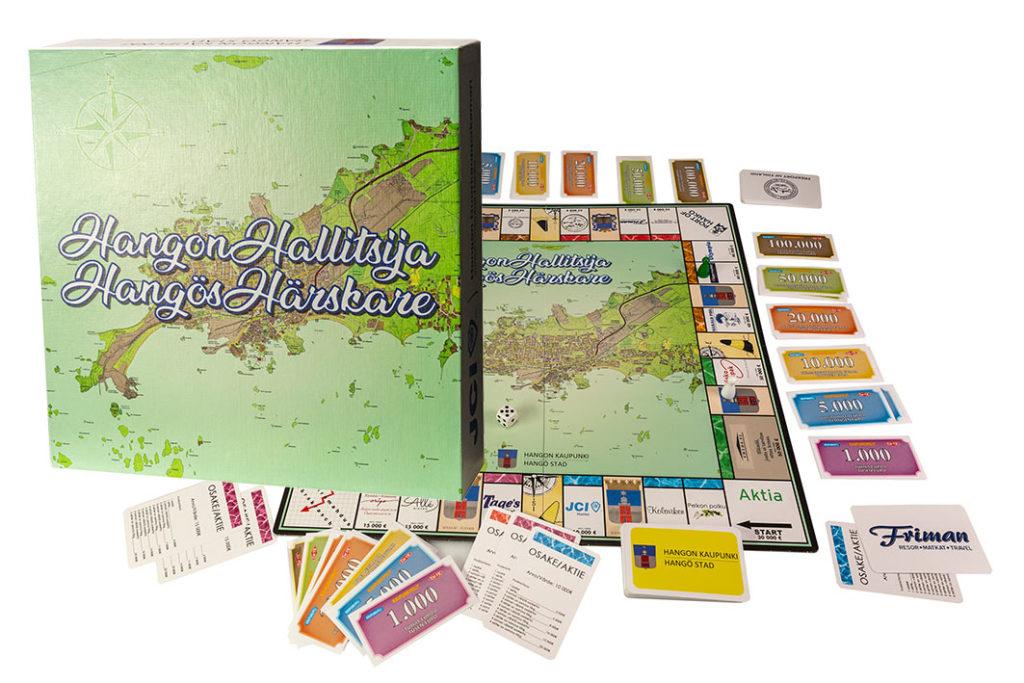 Hangon hallitsija -peli