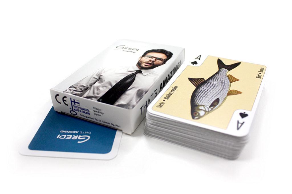 Gredi Cards