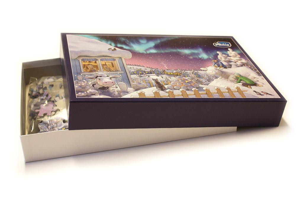 Boxed Puzzle: Valio