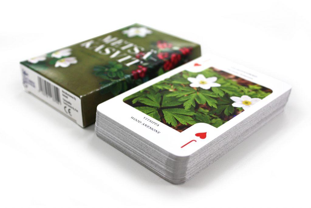 Metsäkasvit Cards