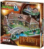Wrebbit Hobbiton 3D-1002 (363 pieces)