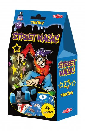 Street Magic - Niebieski