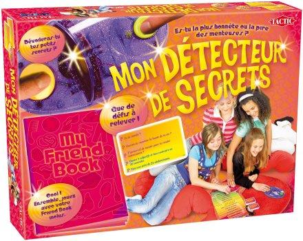 Mon détecteur de secret