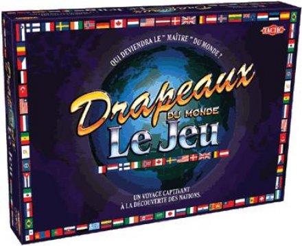 Drapeaux du monde le jeu tactic - Jeux architecte du monde ...