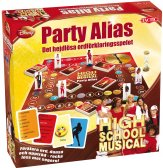 High School Musical Party Alias