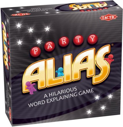 ALIAS PARTY SPEL