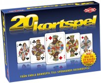 20 Kortspel