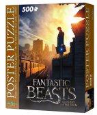 Wrebbit Julistepalapeli Fantastic Beast NY City