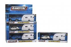 Teamsterz Street Kingz Car & Caravan