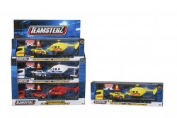 Teamsterz Street Machines Heli Transporter
