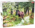 Wild Horses, New Forest puzzle 1000 pcs