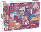 Pussel 1000 bitar Patchworks Patterns