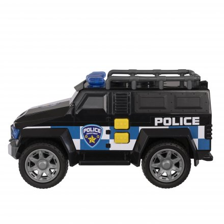 Police SWAT 4 x 4 Light and Sound