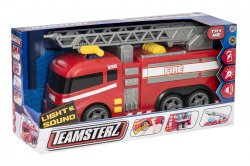 Teamsterz Fire Engine Light and Sound Large paloauto