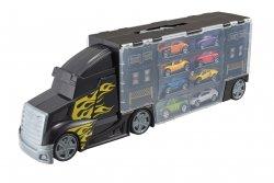 Teamsterz Transporter ja 8 autoa