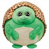 TY Zoom- turtle Beanie ballz medium 33cm