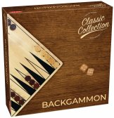 Backgammon Hout