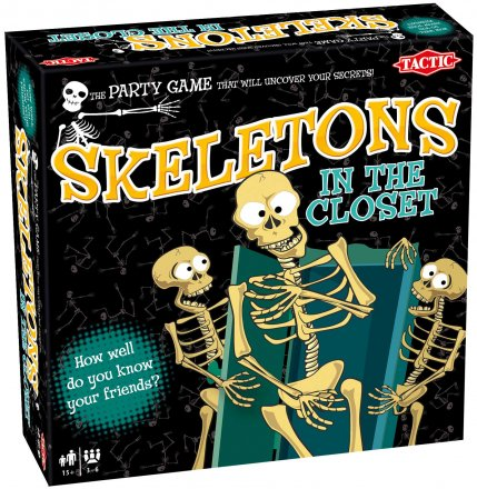 Skeletons in the closet | TACTIC