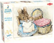 Peter Rabbit 1000 palaa, Hiiret varkaissa