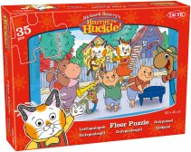 Richard Scarry Lattiapalapeli Orkesteri