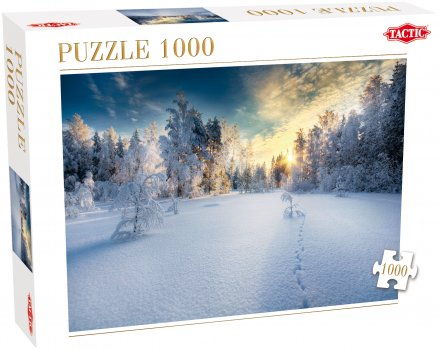 Winter 1000 Piece Puzzle
