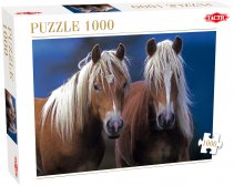 Two Horses 1000 Pieces Puzzle