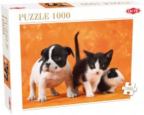 Animal Babies 1000 Piece Puzzle