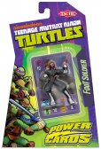 Turtles Power Cards & Foot Clan Fight