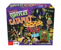 Teenage Mutant Ninja Turtles Catapult Pizza Game