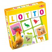 Farm Animals Lotto