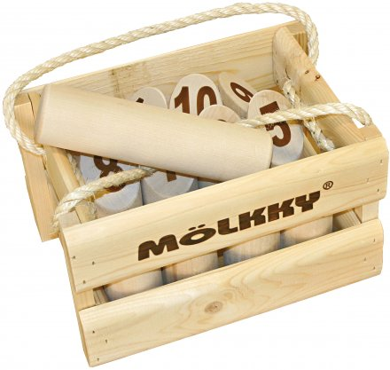 Mölkky version luxe