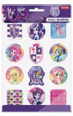 Deco Stickers 3D: Equestrian Girls