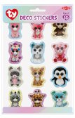 Ty Beanie Boo Deco 3D Stickers