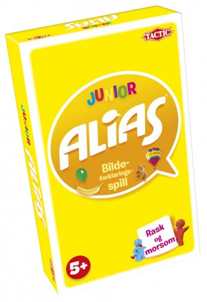 Alias Junior Reisespill