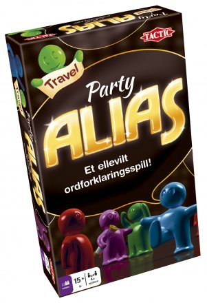 Party Alias Reisespill