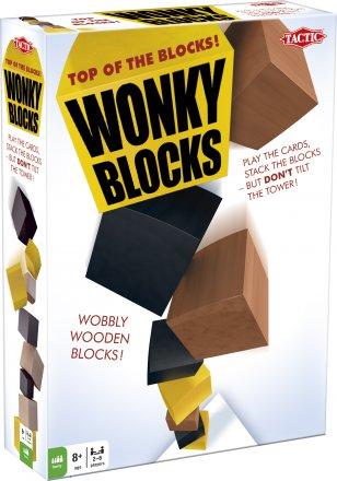 Wonky Blocks Game