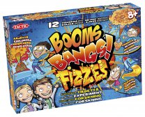 Booms, Bangs and Fizzes