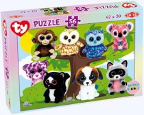 Ty Beanie Boo's  Puzzle 56 pc