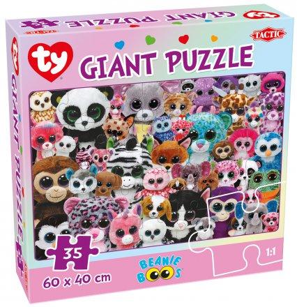 811ab10a3b4 Ty Beanie Boo 35 Piece Puzzle