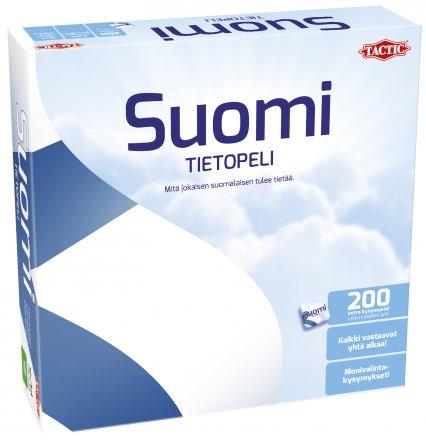 Suomi tietopeli