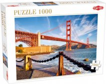 Puzzle San Francisco - 1000 pieces