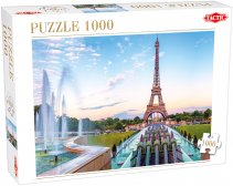Eiffel Tower puzzle 1000 el.