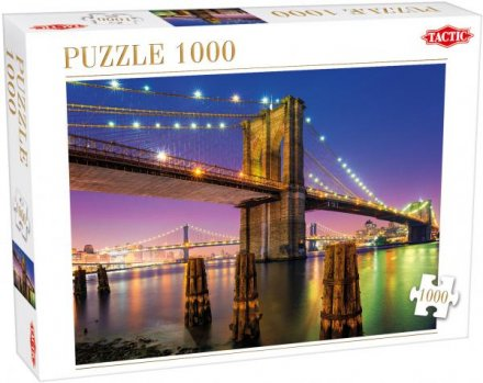 Bridge over the East River - Puzzel 1000 pcs.