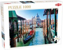 Grand Canal Church 1000 Piece Puzzle
