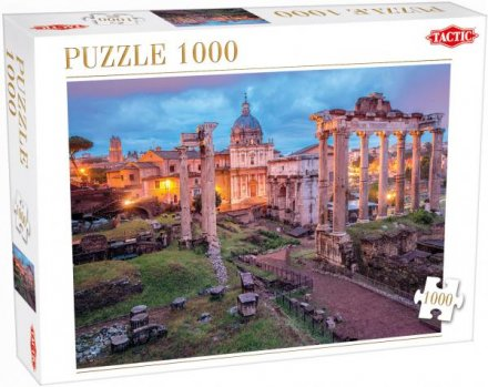 Puzzle Forum Romain - 1000 pieces