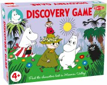 Muminki Jungle Discovery Game